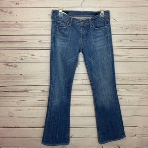 Citizens Of Humanity Ingrid Flare Jeans Size 29 !